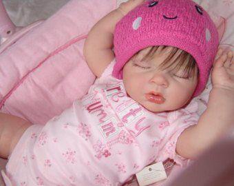 reborn baby made to order custom made lifelike newborn   Etsy