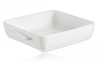 Teglia quadrata Wave - ceramica