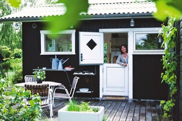 The idyllic Danish summer cottage. Bolig. Tia Borsmidt.