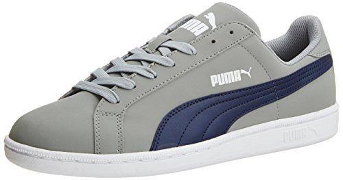 Puma Puma Smash Buck, Unisex-Erwachsene Sneakers, Grau (limestone gray-peacoat 03), 37.5 EU (4.5 Erwachsene UK) - http://on-line-kaufen.de/puma/37-5-eu-puma-puma-smash-buck-unisex-erwachsene-2