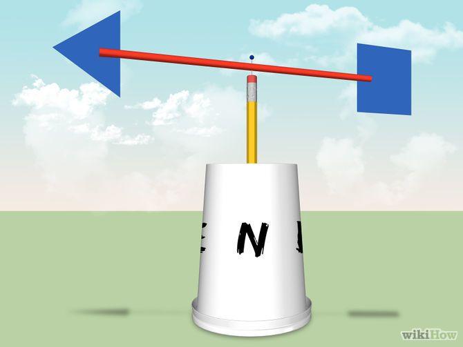 Make a Wind Vane Step 9
