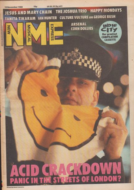 Rave  Acid House UK NME