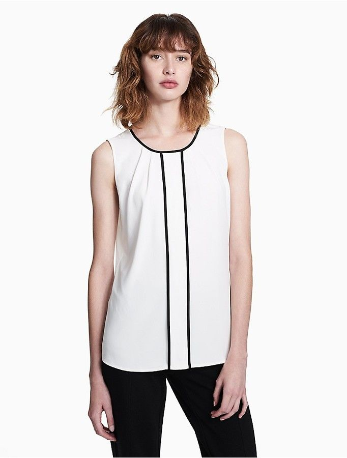 womens black shirts amp blouses next uk - 750×1000