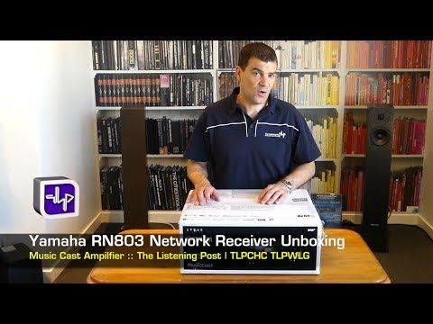 Yamaha R-N803 Stereo Network Receiver | The Listening Post Christchurch and Wellington