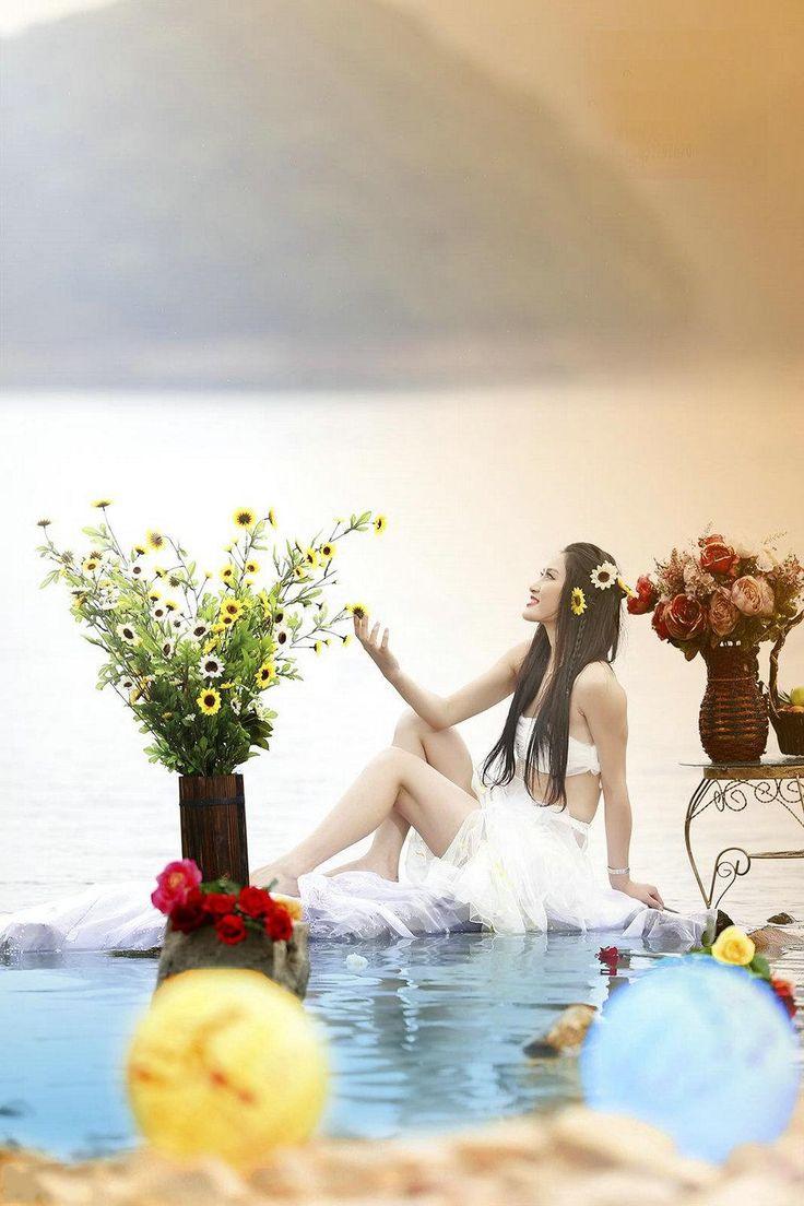 [Artikler] Ting sætter pris mode sexede sirener smukke blomster · HD Mito - romantiske liv -