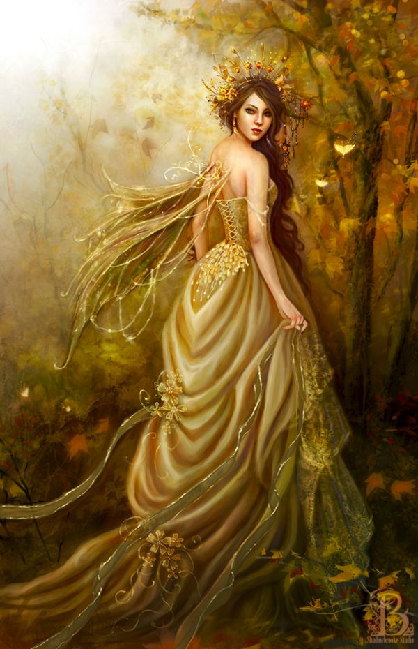 Autumn Fairie: