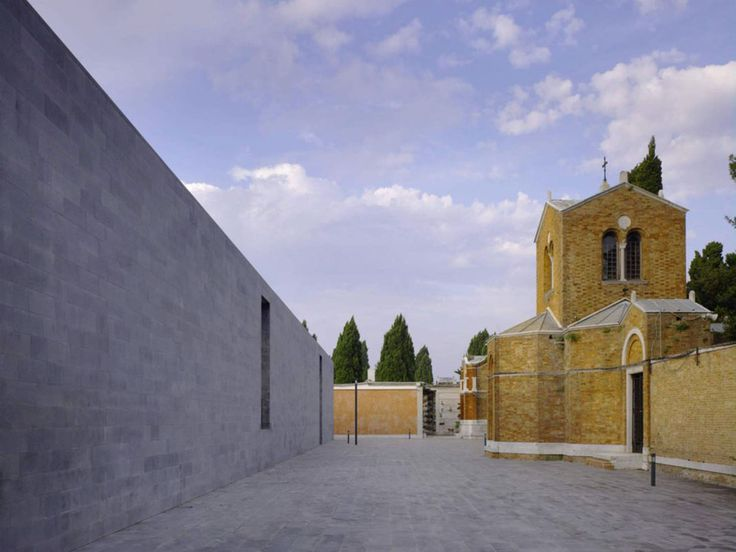 David Chipperfield Architects, Christian Richters · San Michele Cemetery · Divisare