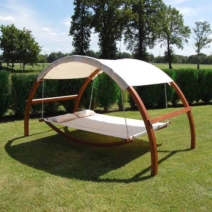 eu.Fab.com | Schaukel-Lounge mit Dach