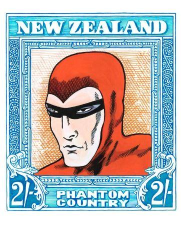 Phantom by Lester Hall for Sale - New Zealand Art Prints