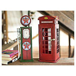 Homy Cabina Telefonica London H32 cm