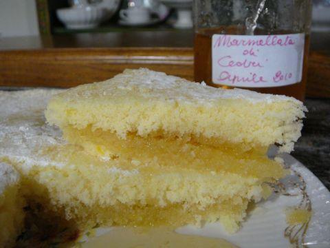 Torta soffice al limone in 15 minuti!