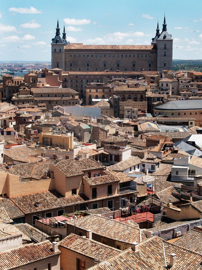 Toledo view, Spain | by Gonzalo Ramos I have been here it was like traveling back in time
