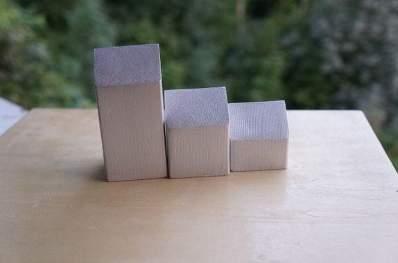 Hus - Sølv