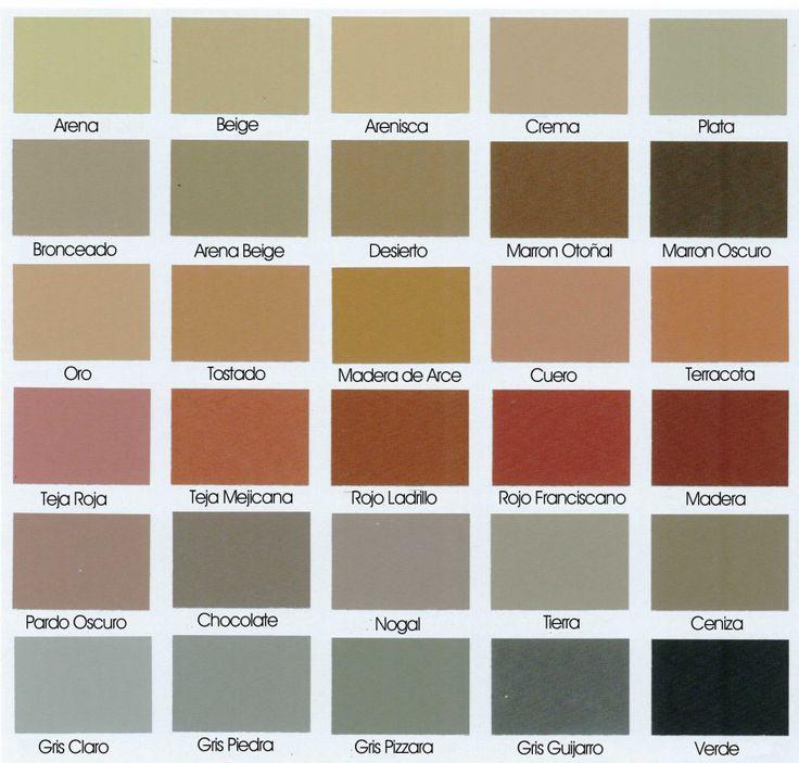 Microcemento ¿Qué color os gusta más? http://www.ahoramas.com/microcemento-todo-lo-que-necesitas-saber/