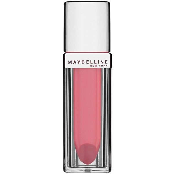 Maybelline Colour Elixir Lip Gloss 705 Blush Essence (€11) ❤ liked on Polyvore featuring beauty products, makeup, lip makeup, lip gloss, maybelline, lip shine, lips makeup, moisturizing lip gloss and lip glaze