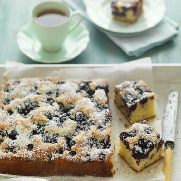Check out Blueberry & Walnut Teacake on myfoodbook
