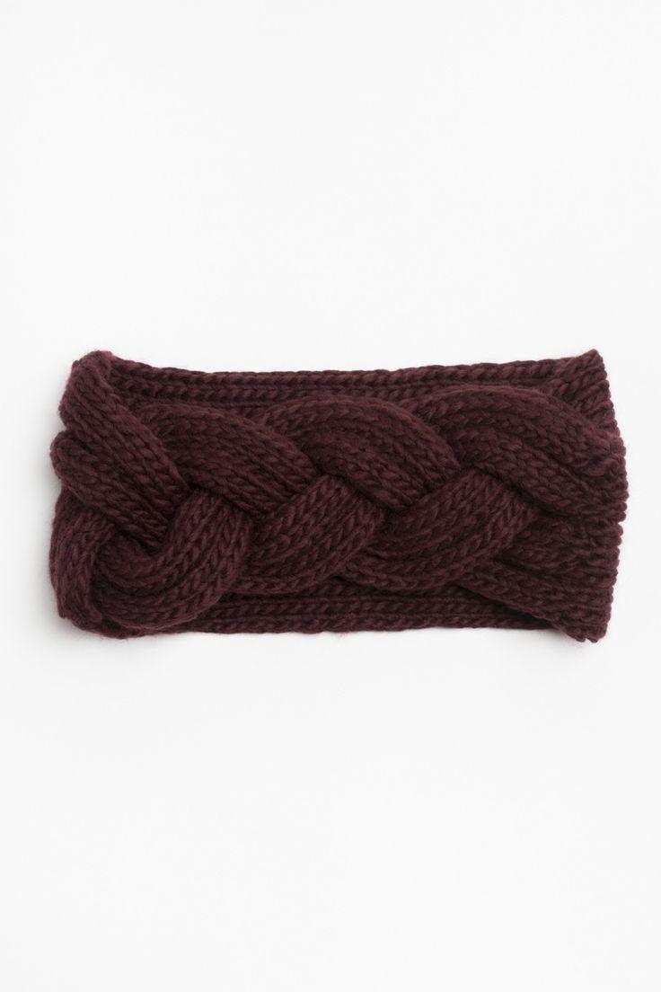 les 25 meilleures images du tableau headband sur pinterest v tements bandeaux tricot bandeau. Black Bedroom Furniture Sets. Home Design Ideas