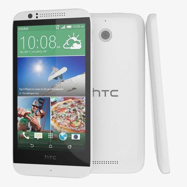 Buy online shopping Online HTC Desire 510 CDMA Mobile Phone (White) at lowest price in India