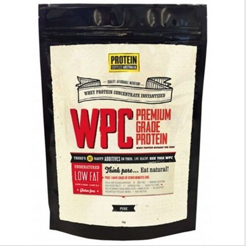 WHEY PROTEIN CONCENTRATE  1KG PROTEIN SUPPLIES AUSTRALIA