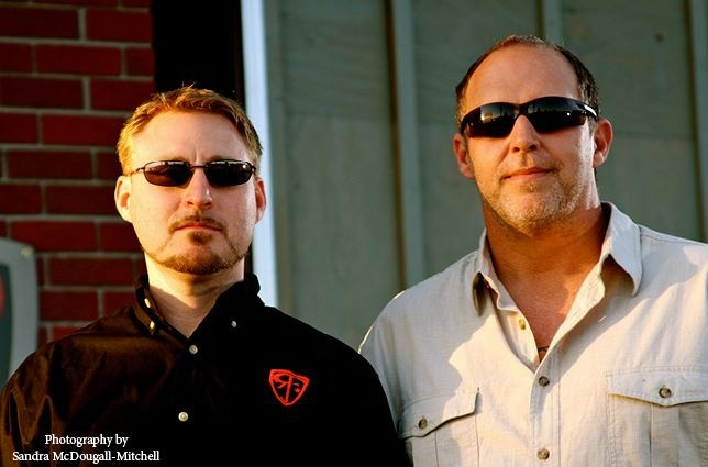Joe and Will from Sons Of Guns