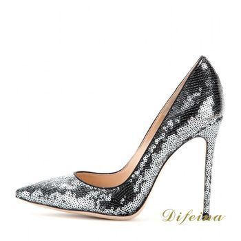 Single Shoes Woman Pointed Toe Heel 12cm Discount http://www.aliexpress.com/item/Single-Shoes-Woman-Pointed-Toe-Elegant-Sequined-Cloth-Shoes-Club-Mixed-Color-Euramerican-Style-Shallow-Mouth/2021497780.html