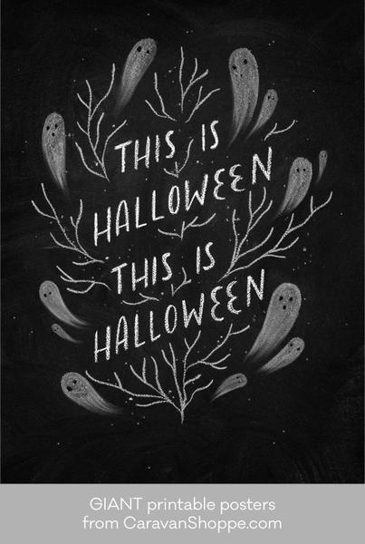 Best Halloween Chalkboard Ideas On Pinterest Halloween - Cool chalkboard halloween decor
