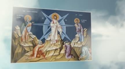 Animoto of The Transfiguration of Jesus Luke 9:28 - 36