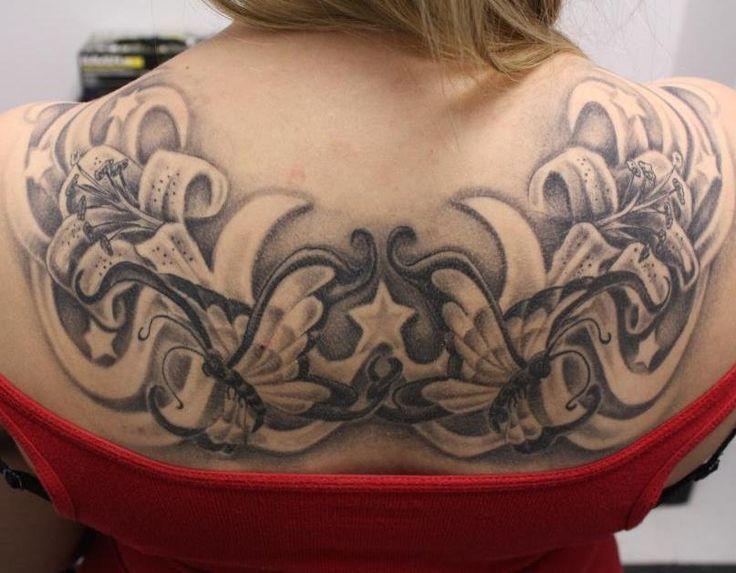 Tattoo Styles Ndash Negative Space Reverse Shading Tattoos Tat2guru Tattoos Tattoo Styles Tattoo Fonts
