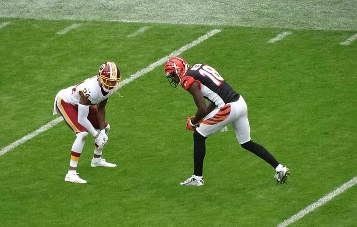 AJ Green owned the over-rated Josh Norman during the Washington Redskins v Cincinnati Bengals NFL London 2016 game at Wembley.