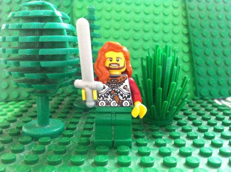 Lego spilmester martin