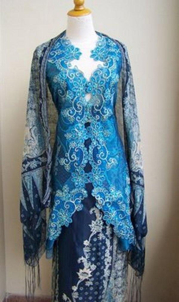 Kebaya Lace Design