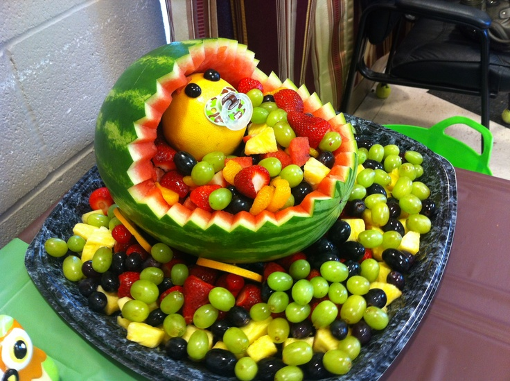 watermelon baby carriage catering pinterest baby carriage
