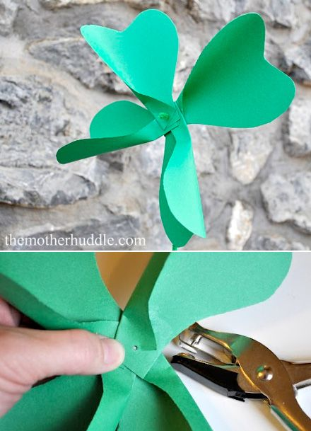 MollyMooCrafts St Patrick's Day Crafts for Kids