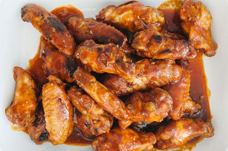 Sriracha Hot Wings | Recipe | Wings, Wing Recipes and Recipe