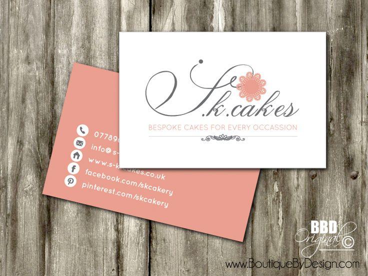 Business Card Design • #boutiquebydesign • boutiquebydesign.com