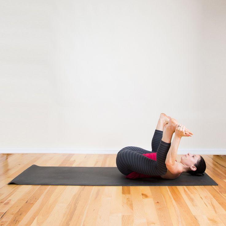 Strike a Yoga Pose Happy Baby | POPSUGAR Fitness