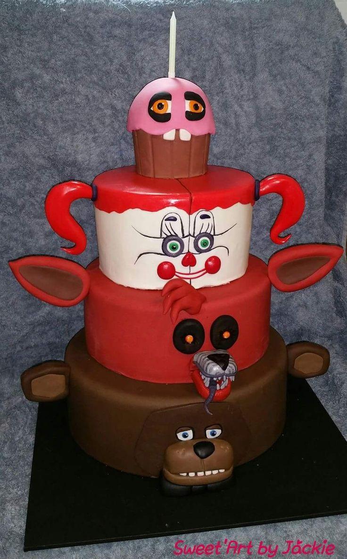 Birthday Cake Five