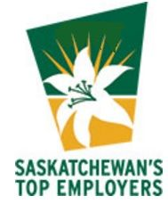 Saskatchewan's Top Employers is an annual competition organized by the editors of Canada's Top 100 Employers. This special designation recognizes the Saskatchewan employers that lead their industries in offering exceptional places to work. www.canadastop100.com/sk/