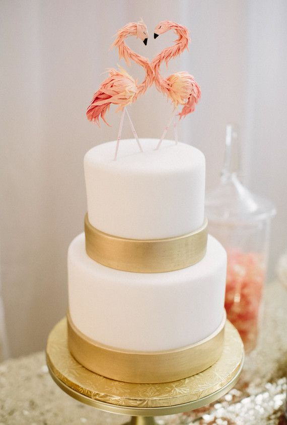 Wedding cake http://www.100layercake.com/blog/2015/08/28/the-parker-palm-springs-wedding-shira-peter/