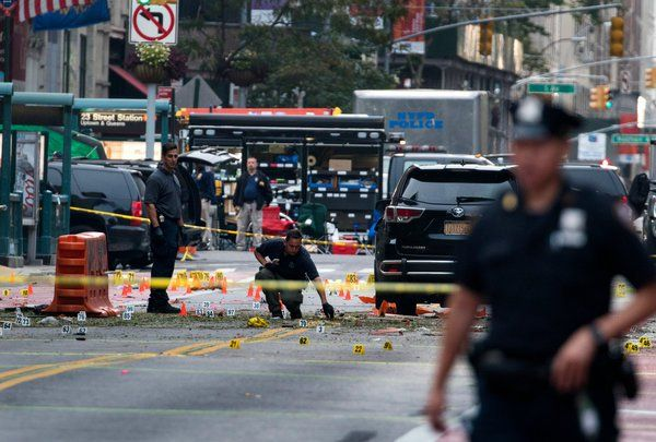 New York Today: The Latest on the Chelsea Explosion - NYTimes.com