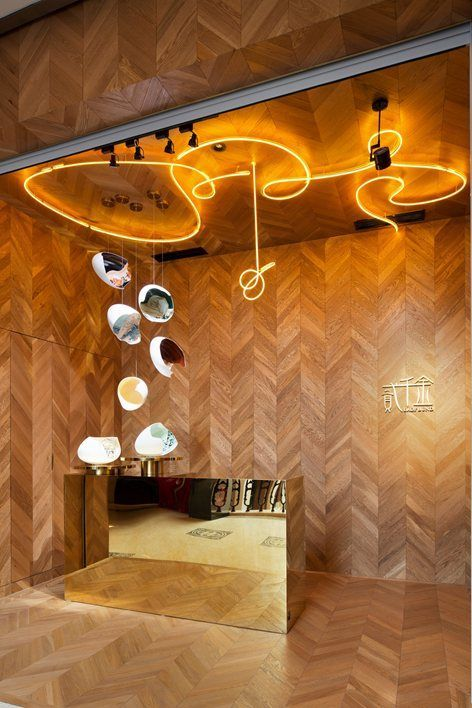 Lady Bund Restaurant, Shanghai, 2014 - Dariel Studio