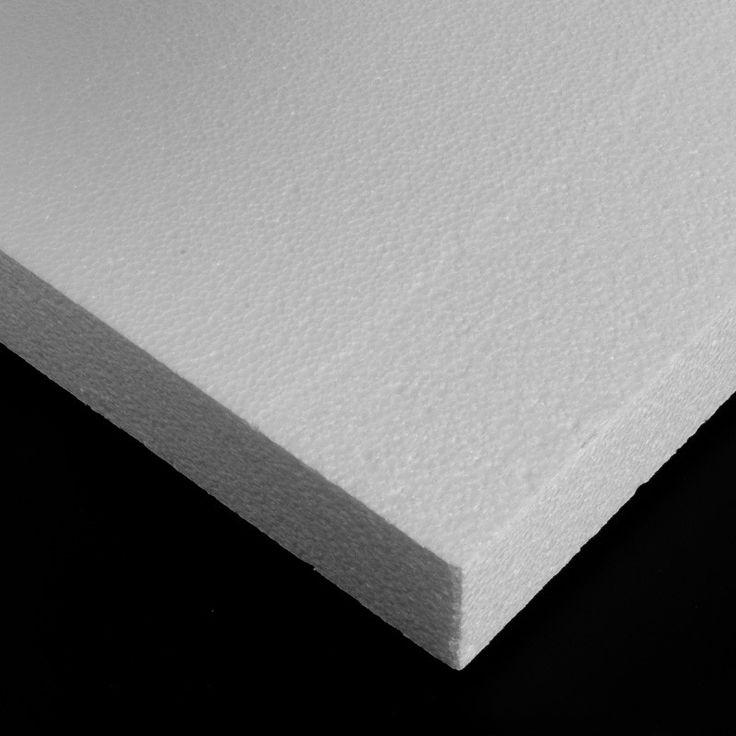 POLIESTIRENO EXPANDIDO - El pórex es un material muy conocido. Aquí ofrecemos planchas de varios grosores perfectas para soluciones de embalaje, aislamientos diversos o para crear esculturas y manualidades de todo tipo.