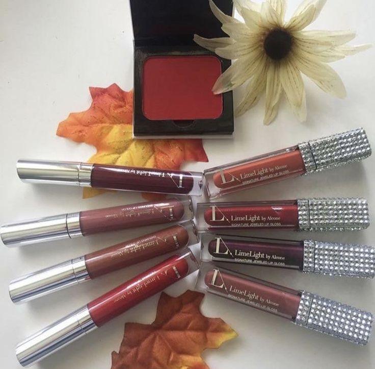 Gorgeous shades for fall! Update your makeup bag with professional makeup! #professionalmakeup #fallmakeup #fall