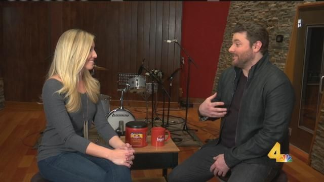 Chris Young Interview 3/30/17