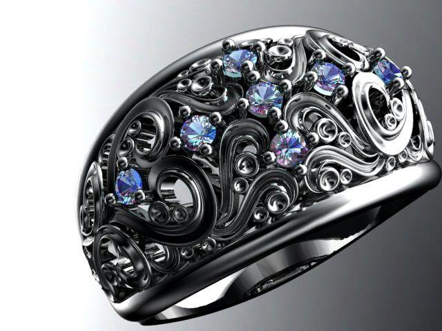 Own design ring