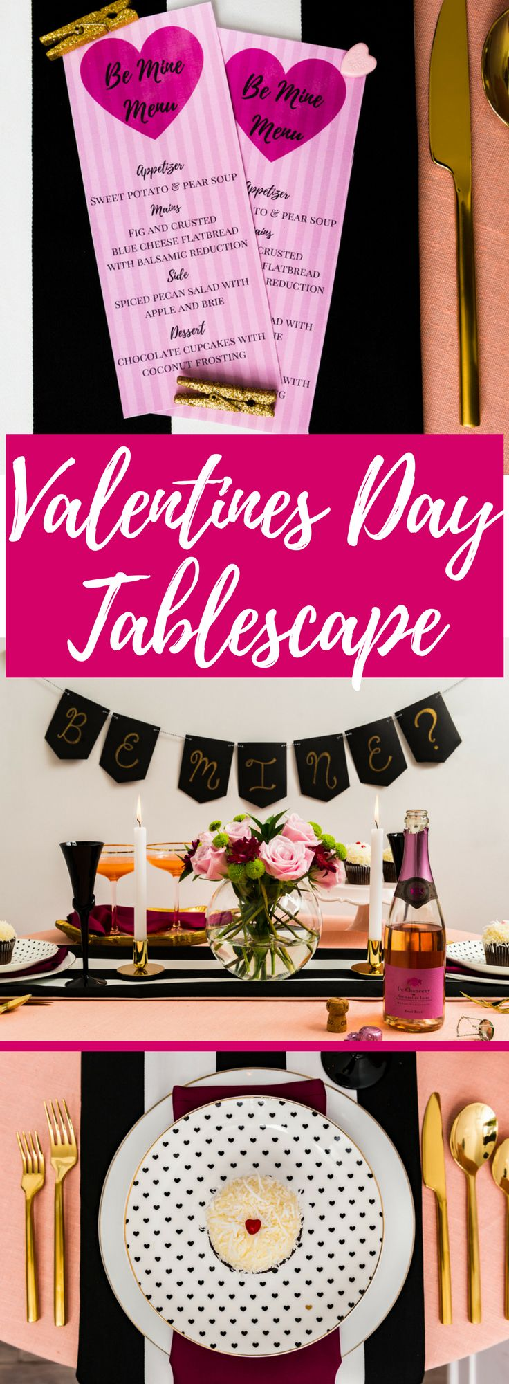 Be My Valentine Table Setting 323 best