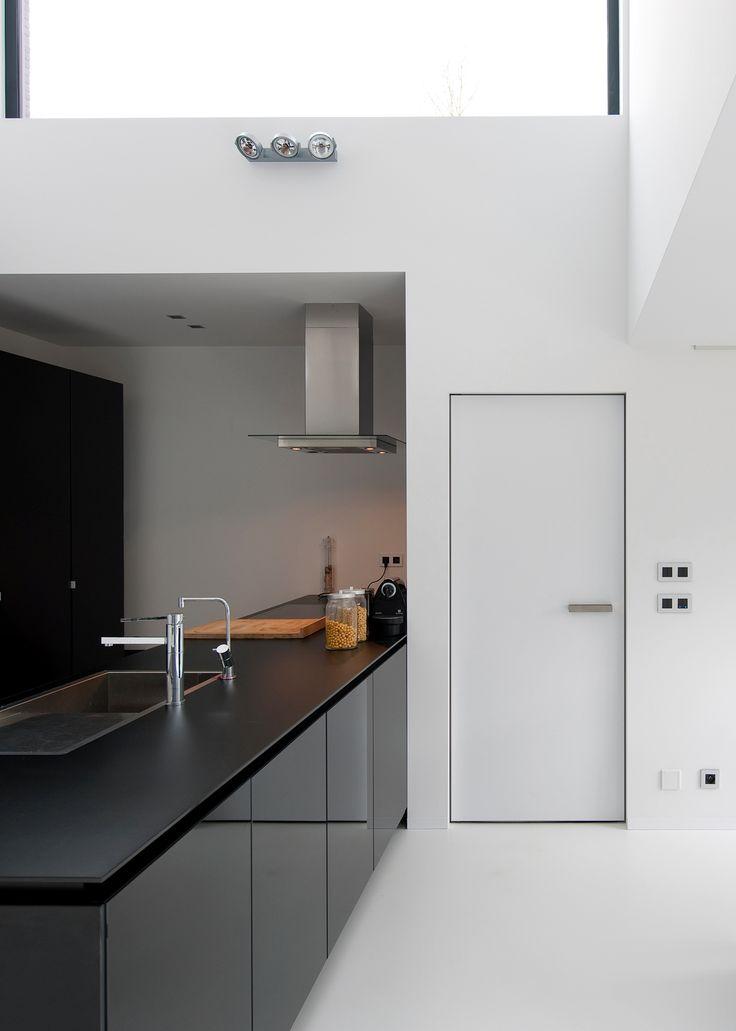 Modern White Interior Door 228 best modern interior doors images on pinterest | modern