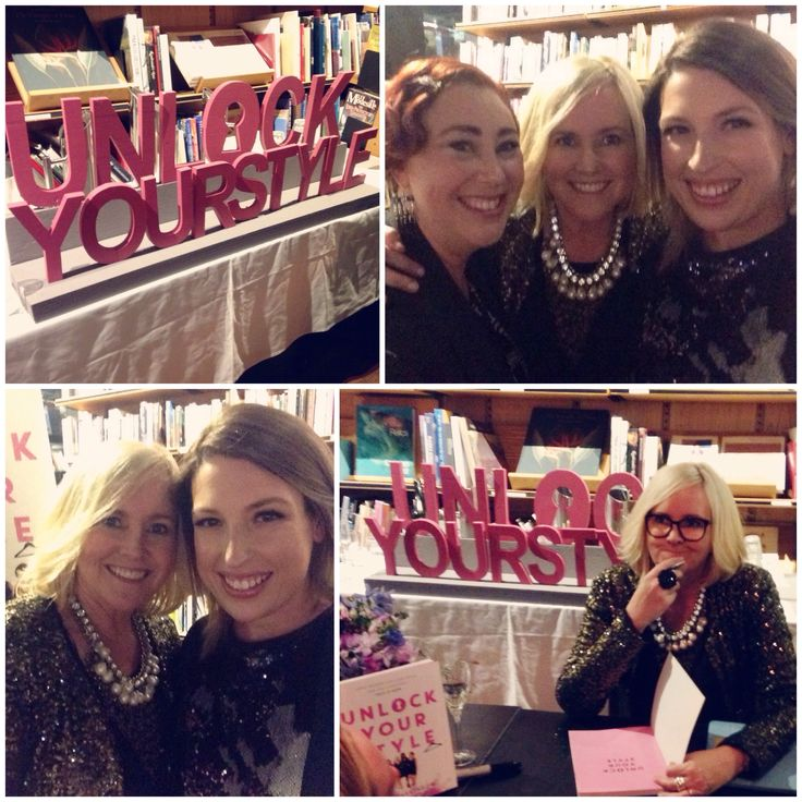 Unlock Your Style: Book Launch