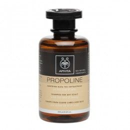 PROPOLINE Shampoo for Dry Scalp with tea tree & honey. #DrynessTreatment #RemovalofDeadCells #Hydration #  The Shampoo for Dry Scalp treats dryness effectively, removes dead cells and contributes to the moisturization of dry scalp. Read more at www.apivita.com