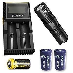 Nitecore P05: Compact EDC Flashlight Features Instant Strobe Access